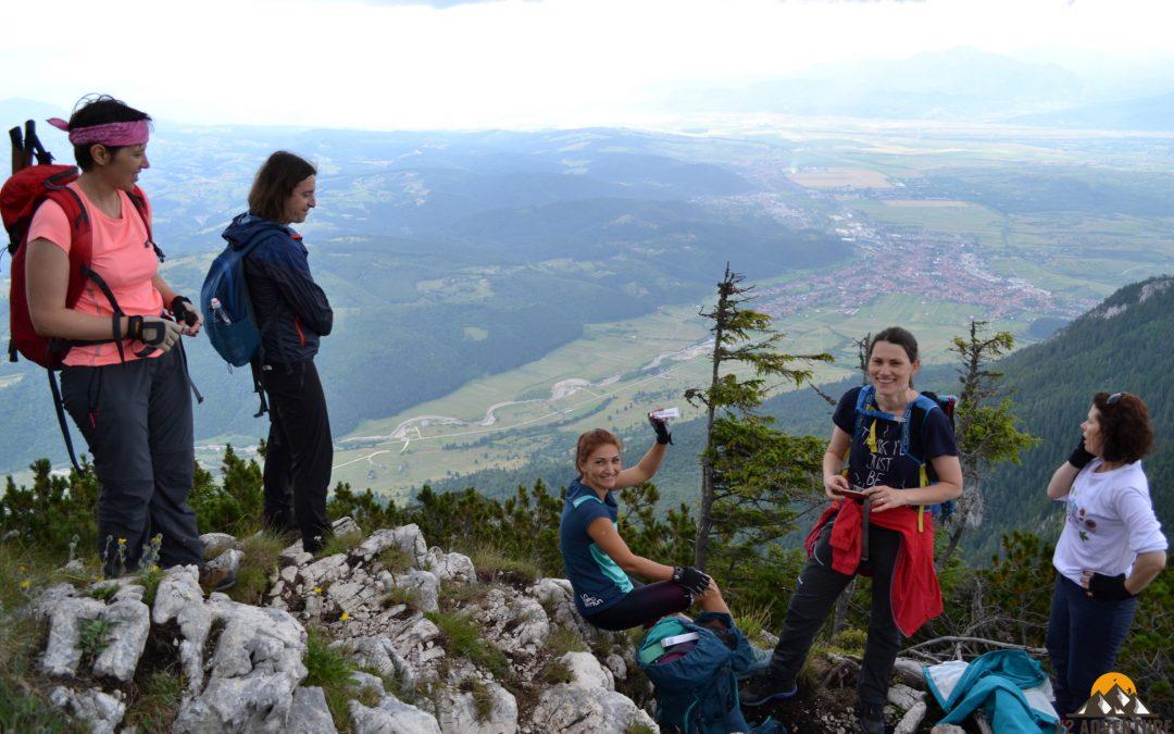 Durerile de genunchi în timpul drumețiilor montane